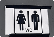 Toaletter til leie